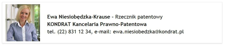 Ewa Niesiobędzka-Krause - Kancelaria KONDRAT i Partnerzy